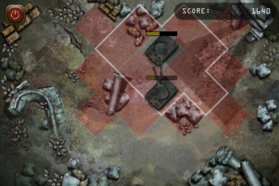 Screenshot iTT Tank